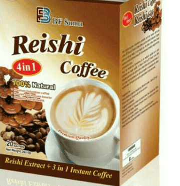 Natural Reshi 4 In 1 Coffee